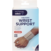 Exchange Select One Size Adjustable Wrist Support