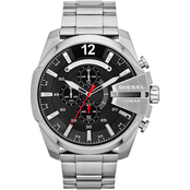 Diesel Men's Mega Chief Chronograph 59mm DZ4308