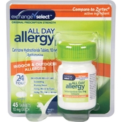 Exchange Select All Day Allergy Tablets