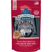 Blue Buffalo Wilderness Grain-Free Salmon Biscuit 10 Oz.