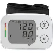 Exchange Select Automatic Digital Wrist Blood Pressure Monitor