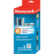 Honeywell True HEPAClean Replacement Filters 2 pk.