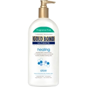 Gold Bond Ultimate Fragrance Free Healing Lotion