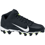 Nike Men's Alpha Shark Mid Cleats