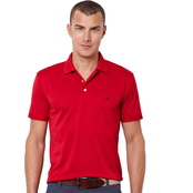 Nautica Tech Pique Polo Shirt
