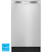 Kenmore Elite 18 In. Built In Dishwasher