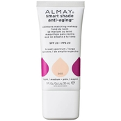 Almay Smart Shade Anti-Aging Skintone Makeup, Light/Medium