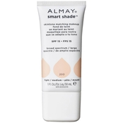 Almay Smart Shade Skintone Matching Makeup, Light/Medium