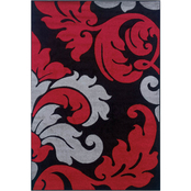 Linon Corfu Collection Area Rug