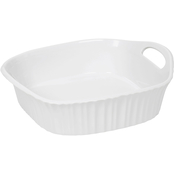 CorningWare French White III 8 x 8 Square Baker