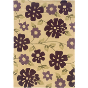 Linon Trio Collection Rug