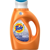 Tide HE Ultra Stain Release Liquid Laundry Detergent 37 Oz. 19 Loads