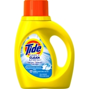 Tide Simply Clean and Fresh Refreshing Breeze Scent Liquid Laundry Detergent