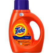 Tide Original Scent HE Liquid Laundry Detergent 40 Oz. 25 Loads