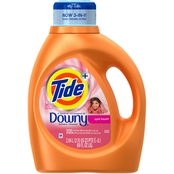 Tide Plus A Touch of Downy Liquid Laundry Detergent 69 oz.
