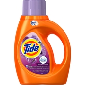 Tide Plus Febreze Spring & Renewal Scent Liquid Laundry Detergent 37 Oz. 24 Loads