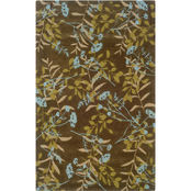 Linon Trio Collection Area Rug