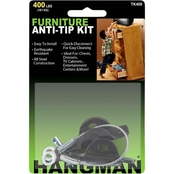 Hangman Furniture Anti Tip Kit