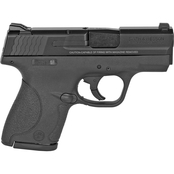 S&W Shield 40 S&W 3.125 in. Barrel 7 Rnd 2 Mag Pistol Black