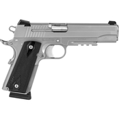 Sig Sauer 1911 45 ACP 5 in. Barrel 8 Rds 2-Mags NS Pistol SS with Wood Grips