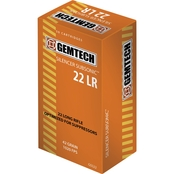 Gemtech Subsonic .22 LR 42 Gr. Round Nose, 50 Rounds