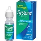Systane Lubricant Eye Drop Long Lasting