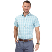 Nautica Tonal Plaid Shirt