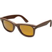 ray ban outlet az  ray ban unisex wayfarer leather sunglasses 0rb2140qm