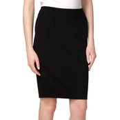 Calvin Klein Woven Pencil Skirt