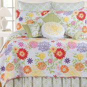 C&F Home Lilly Euro Sham