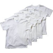 Fruit of the Loom Boys Crew Tees 5 Pk.