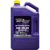 Royal Purple 5W-20 Synthetic Motor Oil