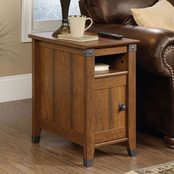 Sauder Carson Forge Side Table