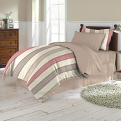 Simply Perfect Vintage Stripe Bed in a Bag