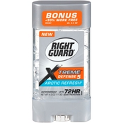 Right Guard Xtreme Defense 5 Arctic Refresh Gel Antiperspirant