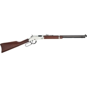 Henry Silver Eagle 22 LR 20 in. Barrel 16 Rnd Rifle Silver