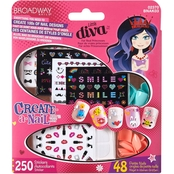 Kiss Broadway Diva Create Nail Kit
