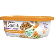 Purina Beneful Chopped Blend Chicken Dog Food, 10 oz.
