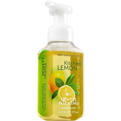 Bath & Body Works Kitchen Lemon Gentle Foaming Hand Soap