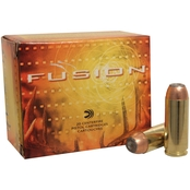 Federal Fusion .50 Action Express 300 Gr. Soft Point, 20 Rounds