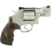 S&W 686PC 357 Mag 2.5 in. Barrel 7 Rnd Revolver Stainless Steel