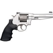 S&W 986PC 9mm 5 in. Barrel 7 Rnd Revolver Stainless Steel