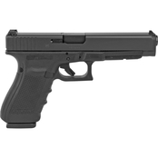 Glock 41 Gen 4 45 ACP 5.31 in. Barrel 10 Rds 3-Mags Pistol Black