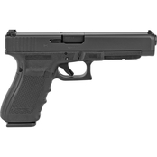 Glock 41 Gen 4 45 ACP 5.31 in. Barrel 13 Rds 3-Mags Pistol Black