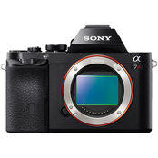 Sony Alpha a7R Full-Frame Mirrorless Camera, Body Only
