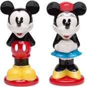 Disney Mickey & Minnie Mouse Salt & Pepper Shakers