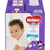 Huggies Little Movers Diapers Size 3 (16-28 lb.)