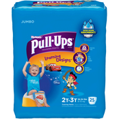 Pull-Ups Boys Training Pants Size 2T-3T (18-34 lb.)