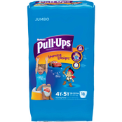 Pull-Ups Boys Training Pants Size 4T-5T (38-50 lb.) Choose Count