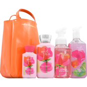 Bath & Body Works Sweet Pea Power Bundle Lunch Tote
